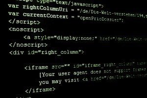 Programmierung Anwendungsentwicklung HTML